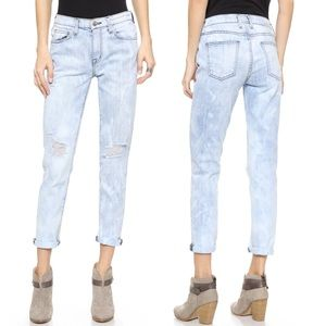 CURRENT ELLIOTT The Stiletto City Bleach Jeans 28